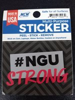 MCM MULTI PURPOSE STICKER FOR NGU STRONG