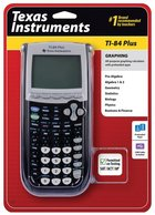 TEXAS INSTRUMENT TI84 GRAPHING CALCULATOR