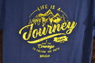 LIFE IS A JOURNEY TEE