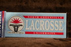 SDS LACROSSE DECAL